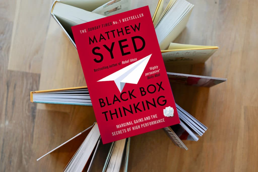 NIU is inspired by Black Box Thinking