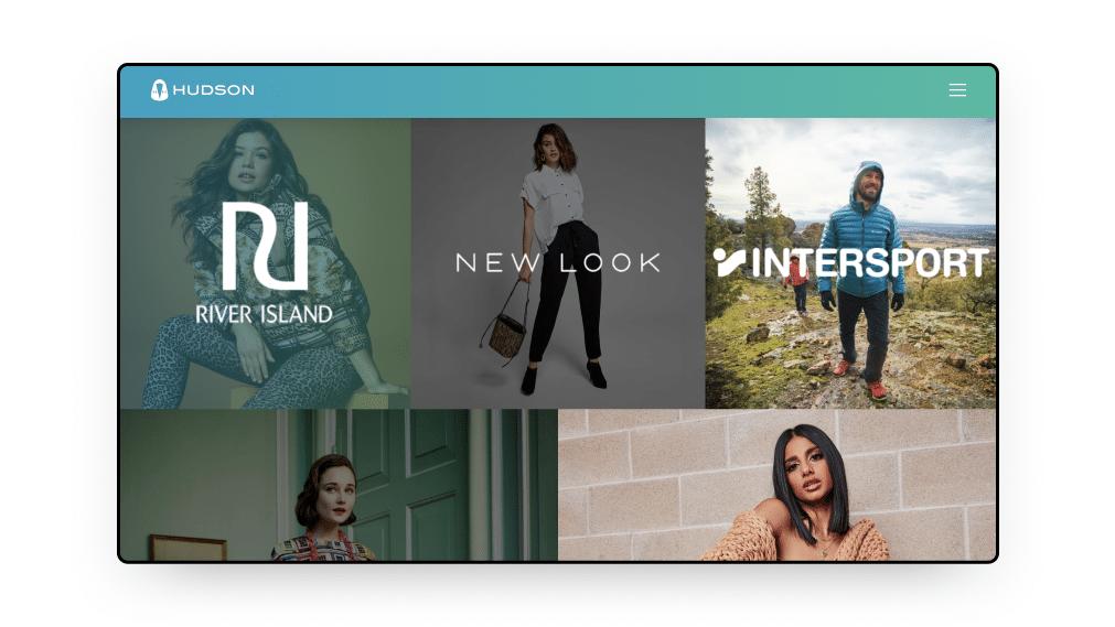 corporate website development brands