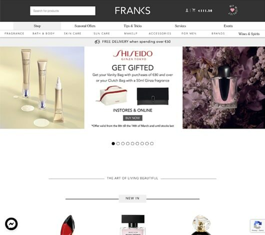 health beauty and wellness website