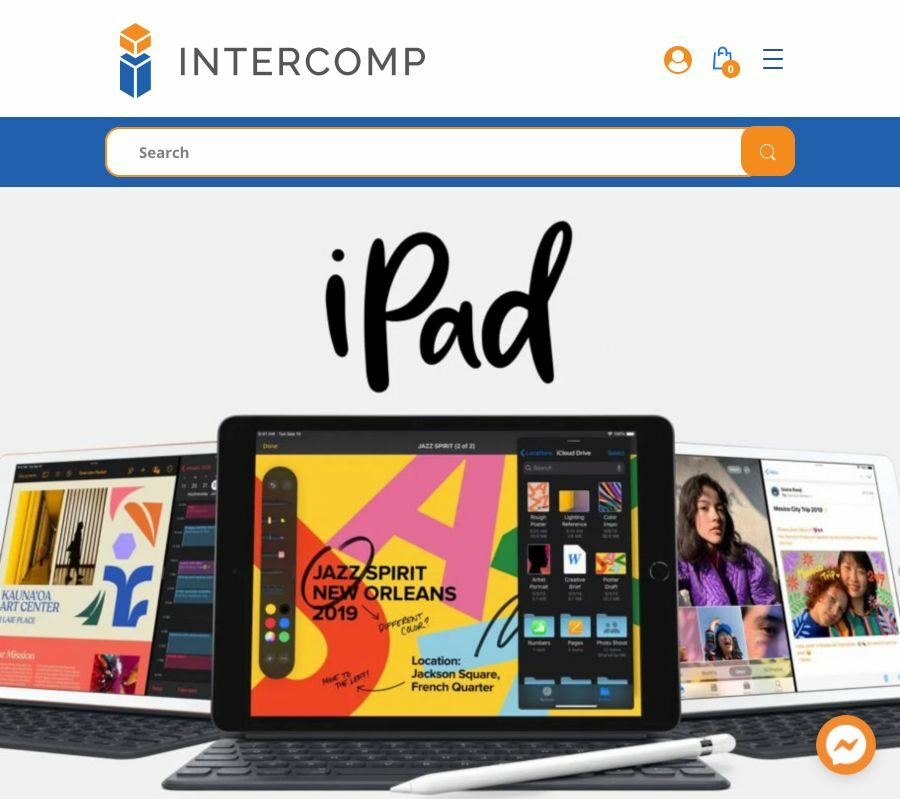 Intercomp banner image